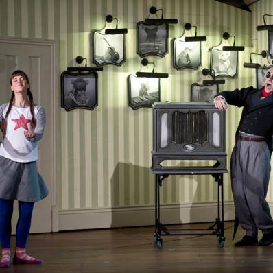 Florie Valiquette & Carl Ghazarossian - Coraline par Aletta Collins