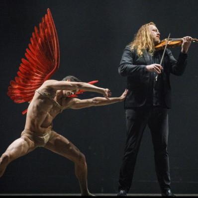 Tyler Gledhill & Edwin Huizinga - Actéon et Pygmalion par Marshall Pynkoski
