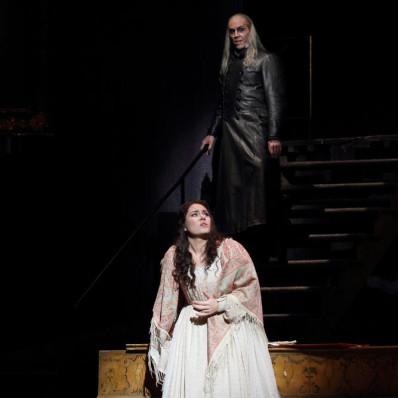 Sonya Yoncheva & Thomas Hampson - Les Contes d'Hoffmann par John Richard Schlesinger