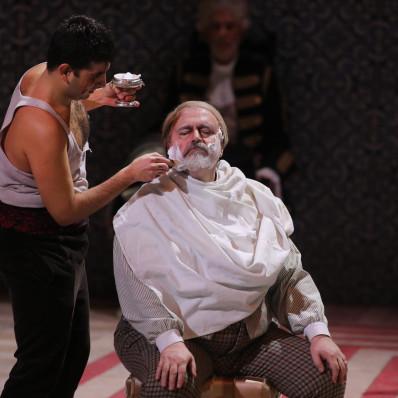 Daniele Terenzi & Frédéric Goncalves - Le Barbier de Séville par Pierre-Emmanuel Rousseau