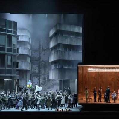 Les Troyens de Berlioz par Dmitri Tcherniakov