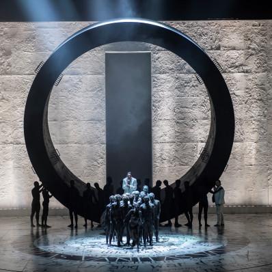 Ildebrando d'Arcangelo - Faust par Stefano Poda