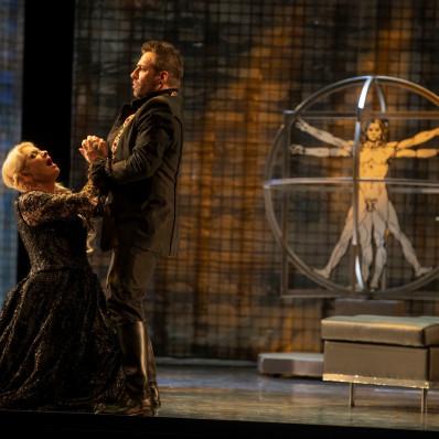 Annick Massis & Andreas Bauer Kanabas - Lucrèce Borgia par Emilio Sagi