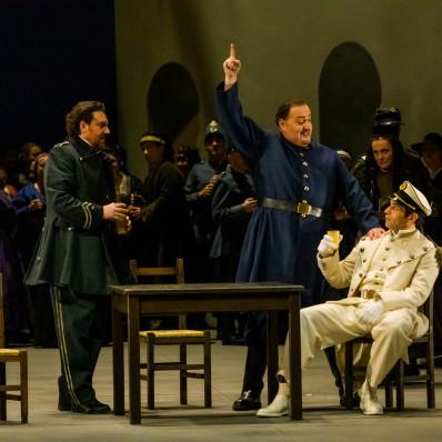 Alessandro Liberatore, George Gagnidze, Frédéric Antoun - Otello par Andrei Serban
