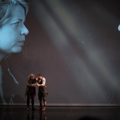 Marie Perbost & Régis Mengus - La Flûte enchantée par Bérénice Collet