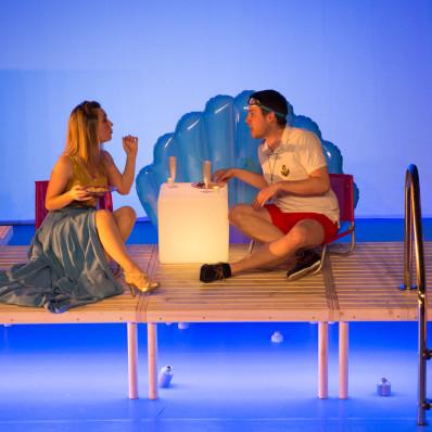 Marion Grange et Pierre Derhet - Le Retour d'Ulysse par Constance Larrieu
