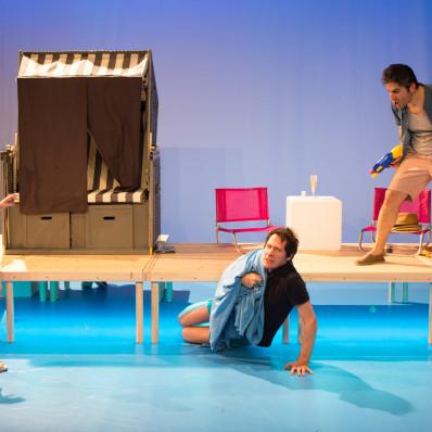 Marion Grange, Didier Girauldon et Artavazd Sargsyan - Le Retour d'Ulysse par Constance Larrieu