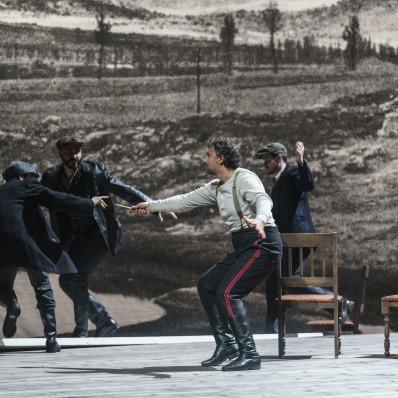 Jonas Kaufmann - La Force du destin par Christof Loy