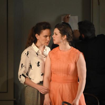 Kate Lindsey & Olga Pudova - Ariane à Naxos par Katie Mitchell