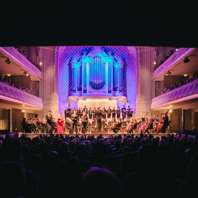 Stabat Mater de Rossini Salle Gaveau