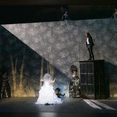 Les Noces de Figaro par Vincent Boussard