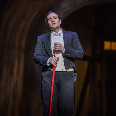 Michael Fabiano - Faust par David McVicar