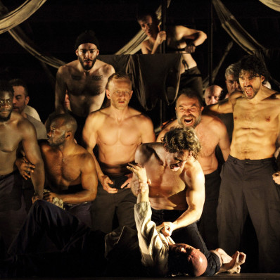 Jacques Imbrailo et Alasdair Elliott - Billy Budd par Deborah Warner