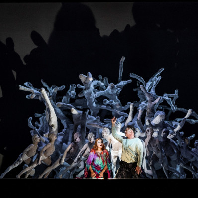 Ann Petersen & Bryan Register - Tristan et Isolde par Ralf Pleger