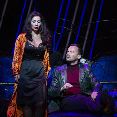 Ramona Zaharia & Štefan Kocán - Rigoletto par Michael Mayer