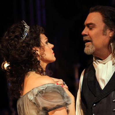 Kristine Opolais et Bryn Terfel - Tosca par Jonathan Kent