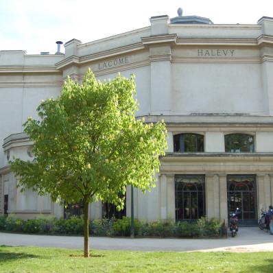 Marigny - Salle Popesco