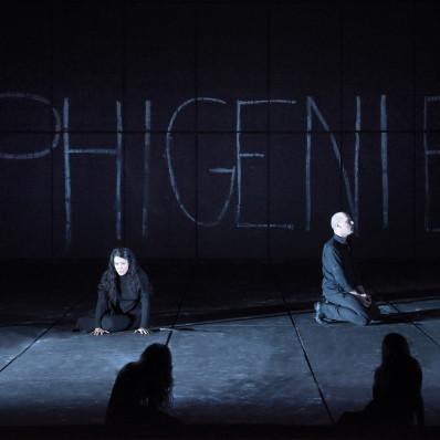 Gaëlle Arquez & Stéphane Degout - Iphigénie en Tauride par Robert Carsen