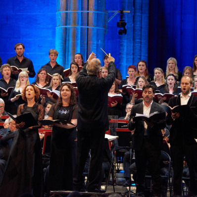 Lenneke Ruiten, Christine Rice, Charles Castronovo & Ashley Riches - Requiem de Verdi