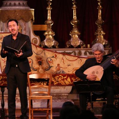 Damien Guillon & Le Banquet Céleste