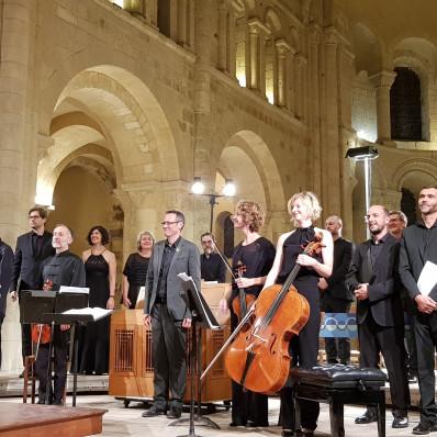 Joël Suhubiette, Concerto Soave & Les Éléments