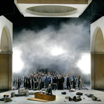 Andreas Schager - Parsifal par Uwe-Eric Laufenberg à Bayreuth