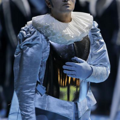 Piotr Beczała - Lohengrin par Yuval Sharon à Bayreuth