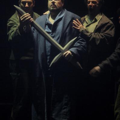 Kay Stiefermann, Stephen Gould et Greer Grimsley - Tristan et Isolde par Katharina Wagner à Bayreuth
