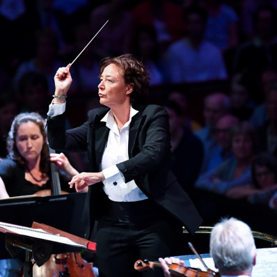 Nathalie Stutzmann - BBC Proms 2019