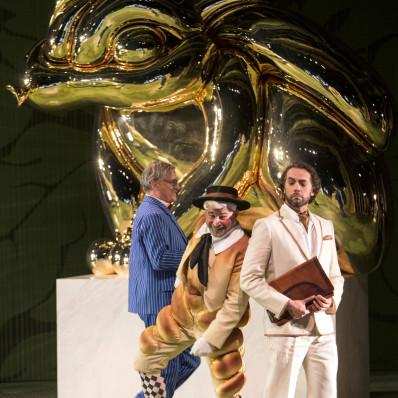 Vincent Le Texier, John Heuzenroeder & Nicolas Legoux - La Grande-Duchesse de Gérolstein par Renaud Doucet