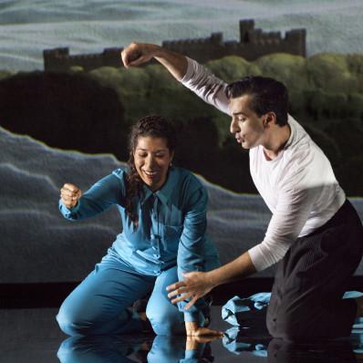 Mary Elizabeth Williams & Leonardo Capalbo - Don Carlos par Johan Simons