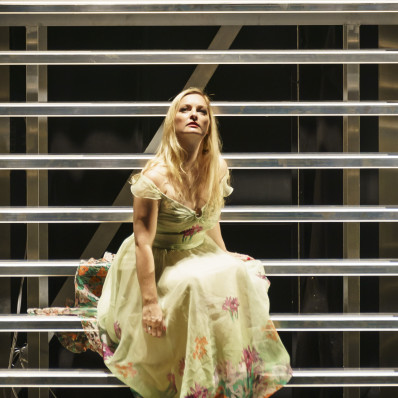 Lucy Crowe - Agrippina par Barrie Kosky