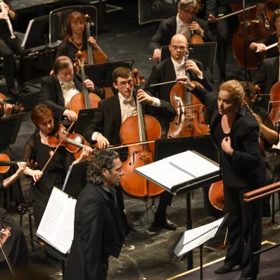 Ildebrando d'Arcangelo, Speranza Scappucci & Orchestre de l'Opéra Royal de Wallonie-Liège