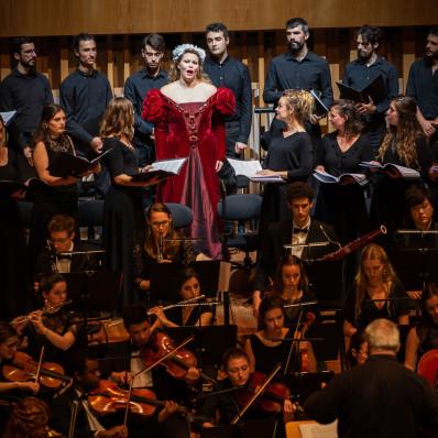 Marie-Andrée Bouchard-Lesieur, PESMD Bordeaux Nouvelle Aquitaine, Orchestre du Conservatoire de Bordeaux & Chœur Voyageur