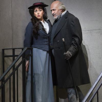 Lisette Oropesa & Carlo Bosi - Manon par Laurent Pelly