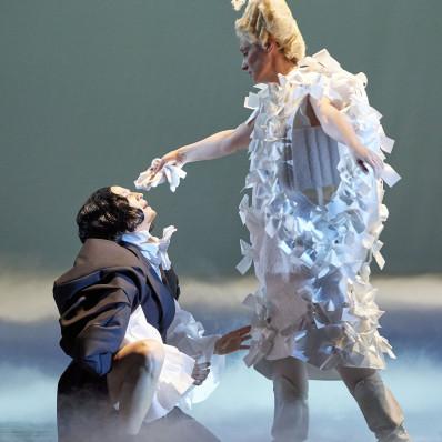 Kate Lindsey & Agneta Eichenholz - Orlando par Polly Graham