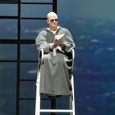 Eric Jurenas - Orlando par Polly Graham