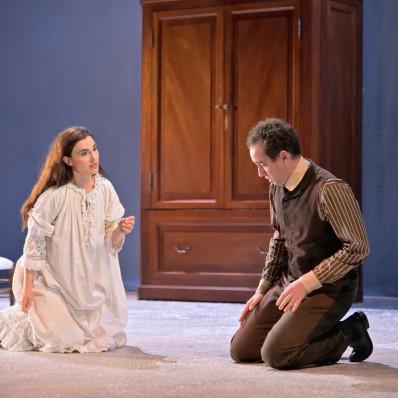 Anne-Catherine Gillet et Cyrille Dubois dans Fortunio