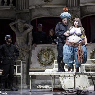 Renato Dolcini & Kristina Mkhitaryan - Les Indes galantes par Lydia Steier