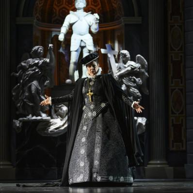 Yolanda Auyanet - Don Carlos par Stefano Mazzonis di Pralafera