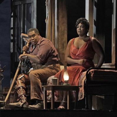 Eric Owens & Angel Blue - Porgy and Bess par James Robinson
