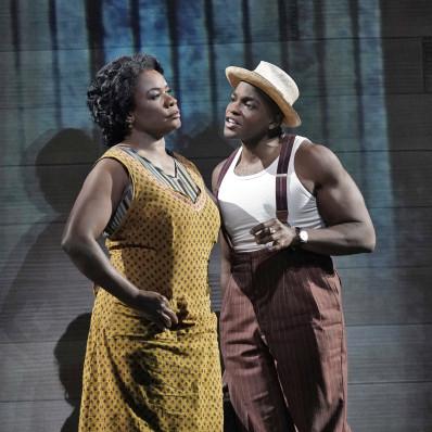 Denyce Graves & Frederick Ballentine - Porgy and Bess par James Robinson