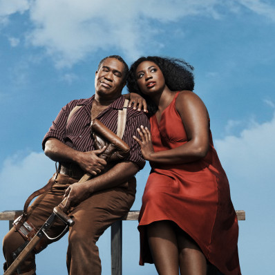 Eric Owens & Angel Blue - Porgy and Bess