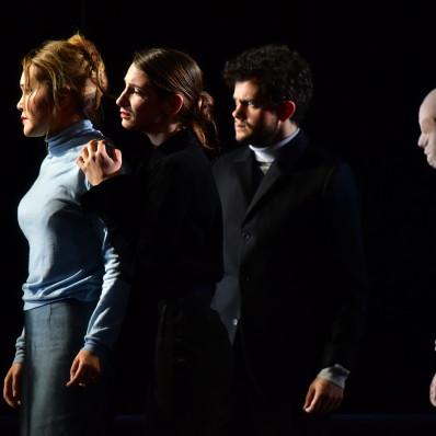 Dilyara Idrisova, Sonja Runje & James Way - Le Triomphe du Temps et de la Désillusion par Ted Huffman