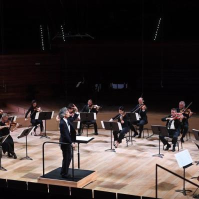 Kant Nagano & l'Orchestre Philharmonique de Radio France