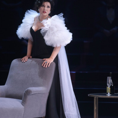 Marina Rebeka - La Traviata par Leo Castaldi