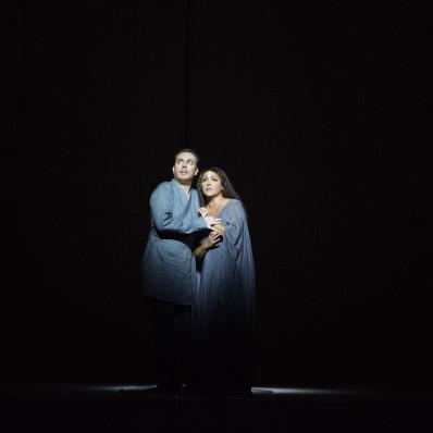 Francesco Meli & Anna Netrebko - Aida par Shirin Neshat