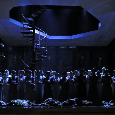 Roméo et Juliette par Paul-Émile Fourny