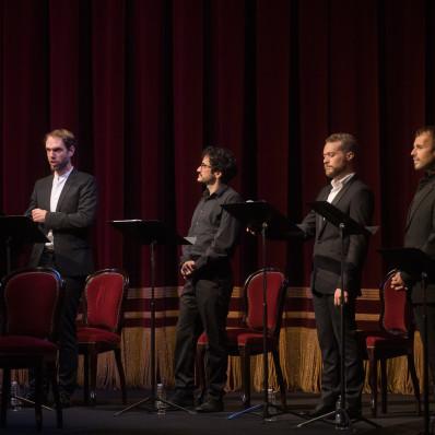 Thomas Dolié, Mathias Vidal, Enguerrand de Hys, Marc Mauillon - Pénélope
