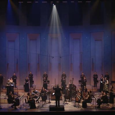 Grande Messe de Noël de Vivaldi par Les Arts Florissants